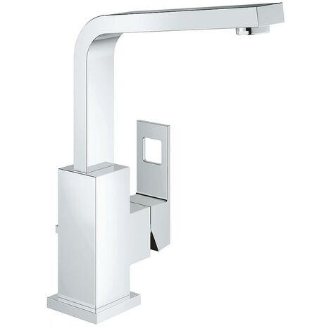 Grohe - Mezclador monomando de lavabo Tamaño L cromado Eurocube