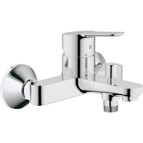 Grohe Mezclador Monomando para baño y ducha 1/2″ Bauedge 23334000 | Cromado