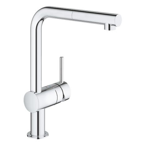 GROHE MINTA Mitigeur Evier mousseur extractible - 32168-000