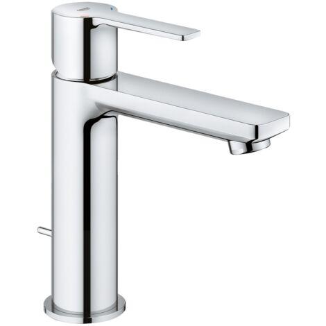 GROHE - Mitigeur de lavabo Lineare Grohe - Taille S, avec systeme de vidage