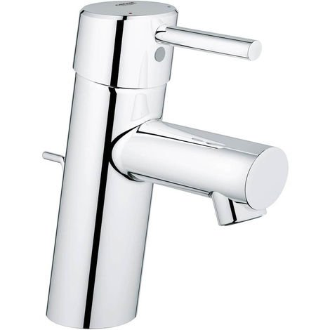 GROHE - Mitigeur de lavabo Nouveau Concetto - 32204001 - Tirette de vidage incluse