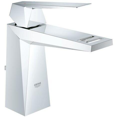 Grohe Mitigeur monocommande de lavabo Allure Brilliant, taille M, sans kit de vidange - 23033000