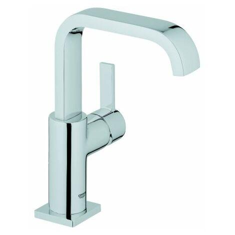 Grohe Mitigeur monocommande de lavabo Allure, taille L, sans vidage escamotable - 23076000
