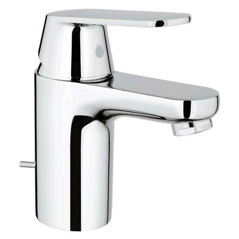 Grohe Mitigeur monocommande de lavabo Eurosmart Cosmopolitan, taille S avec vidage - 32825000