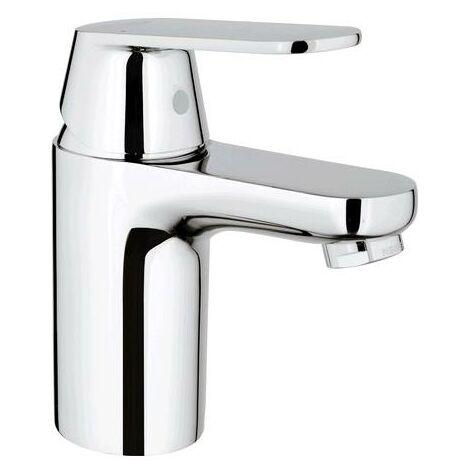 Grohe Mitigeur monocommande de lavabo Eurosmart Cosmopolitan, taille S, sans vidage à tirette - 32824000
