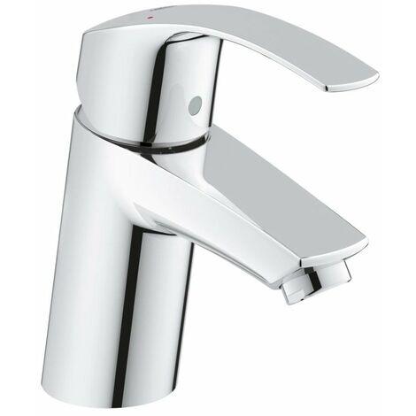 Grohe Mitigeur monocommande de lavabo Eurosmart, taille S sans déchets, EcoJoy - 32467002