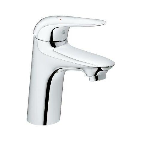 Grohe Mitigeur monocommande de lavabo Eurostyle, taille S sans vidage, béquille fermée, Zero - 23716003