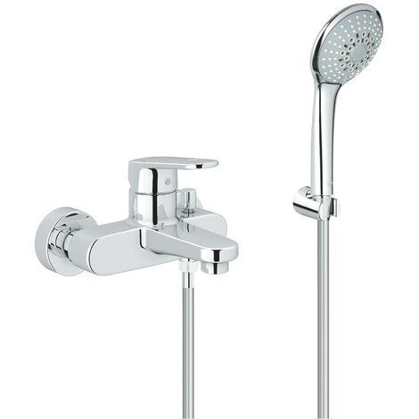 Grohe Mitigeur monocommande pour baignoire/douche Europlus C 33547002   Chromè