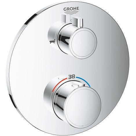 Grohe Mitigeur Thermostatique Bain/Douche (24077000)
