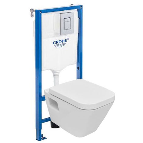 Grohe Pack WC complet Diagonal (DG10SET)