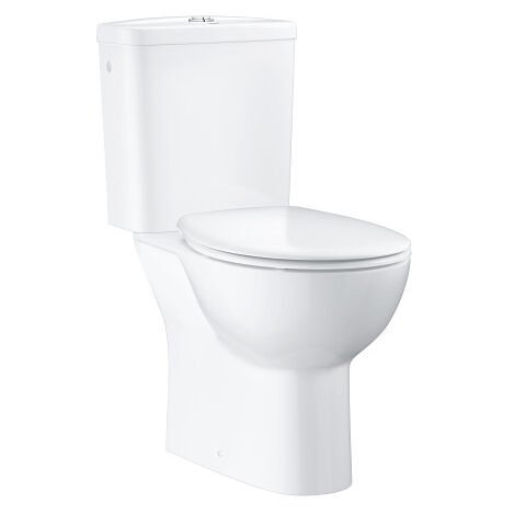 Grohe Pack WC Complet Grohe Bau Ceramique (39347000)
