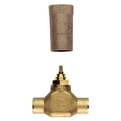 Grohe Partie inférieure de vanne encastrée, DN25 avec raccord à souder - 29806000