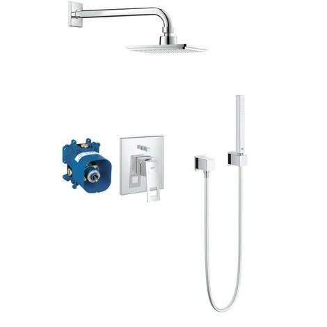 GROHE-Perfecto Set de ducha con Euphoria Cube 23409000
