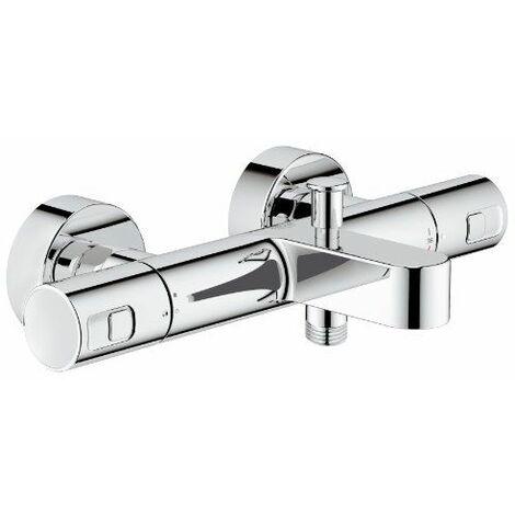 GROHE Precision Joy Mitigeur thermostatique Bain/Douche 34337000 (Import Allemagne)