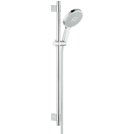 Grohe Puissance & Soul - Set de douche massage Cosmopolitan, 4jet, 900mm, chrome (27746000)