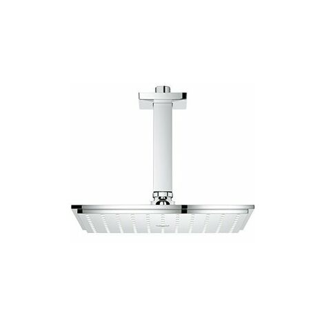 Grohe Rainshower Allure 230, difusor de techo para ducha de techo 142 mm, sin limitación de caudal - 26055000