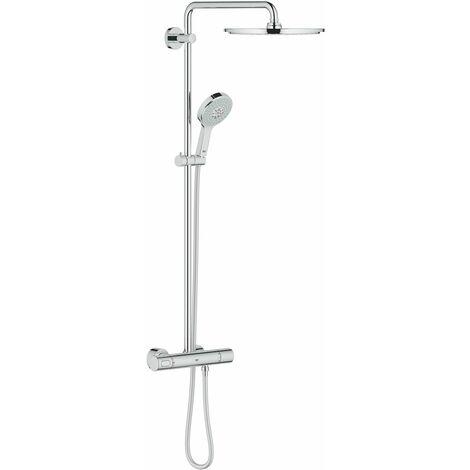 GROHE Rainshower systeme de douche Rainshower 310 avec mitigeur thermostatique chrome