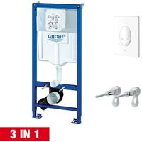 Grohe Rapid SL 3-in-1 set for WC (38722001)