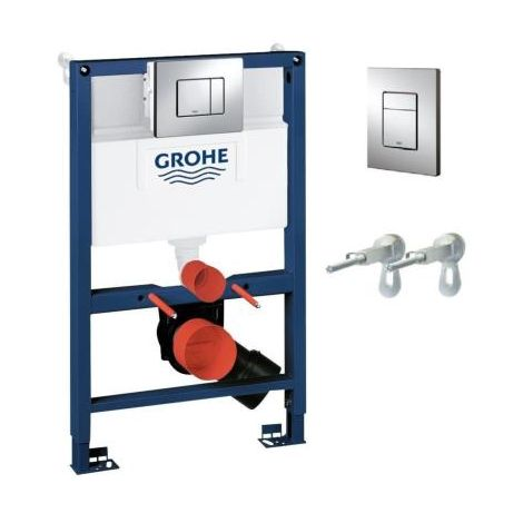 Grohe Rapid SL Cosmo 3 In 1 Pack For WC Frame 38773000