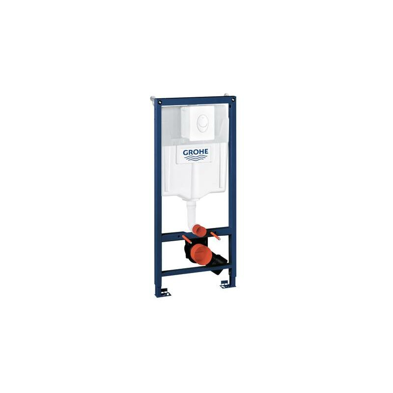 grohe rapid sl ensemble de wc suspendu 113 cm supports. Black Bedroom Furniture Sets. Home Design Ideas
