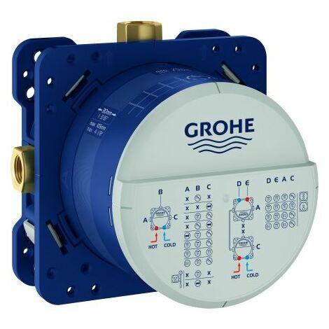 Grohe Rapido SmartBox Cuerpo de montaje empotrado universal, DN 15 - 35600000