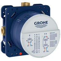 "GROHE Rapido SmartBox Universal rough-in box, 1/2"" (35600000)"