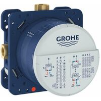 GROHE Rapido SmartBox Universal Unterputz-Einbaukörper, DN 15 35600000