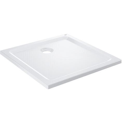 Grohe receveur en acrylique 800 X 800 blanc alpin (39302000)