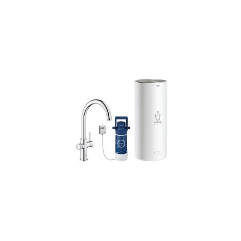 Grohe Red Duo fitting and boiler size L, C- spout