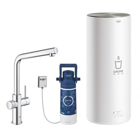 Grohe Red Duo fitting and boiler size L, L- spout