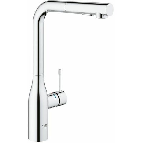 GROHE Robinet evier avec bec douchette Taille L Essence