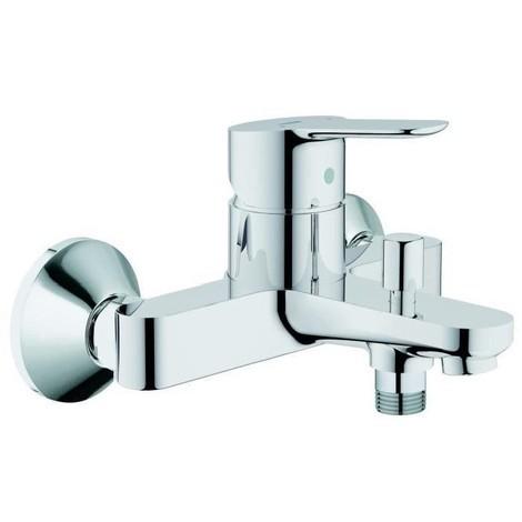 GROHE Robinet mitigeur mécanique baignoire et douche Edge - Chromé