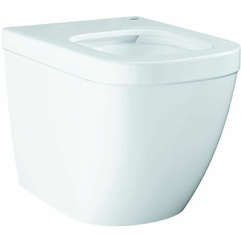 Grohe sanitario Euro Inodoro a suelo para tanque alto o adosado a pared (Ref. 39339000)