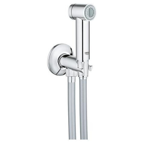 Grohe Sena Trigger Spray 35 - Ensemble avec robinet d'arrêt 1 jet (26332000)