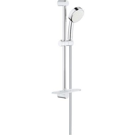 Grohe Shower set Cosmopolitan 100 with stick, 1jet, chrome