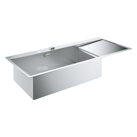Grohe Sink K1000 with automatic drain, right, 1160x520 mm
