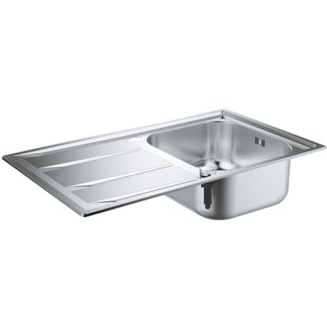 Grohe Sink K400 with automatic drainage, 860x500 mm