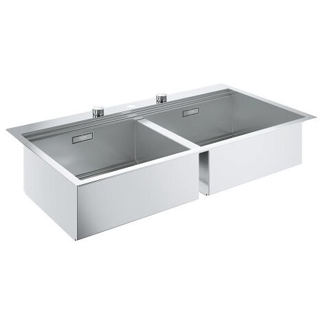 Grohe Sink K800 with automatic drain, 1024x560 mm