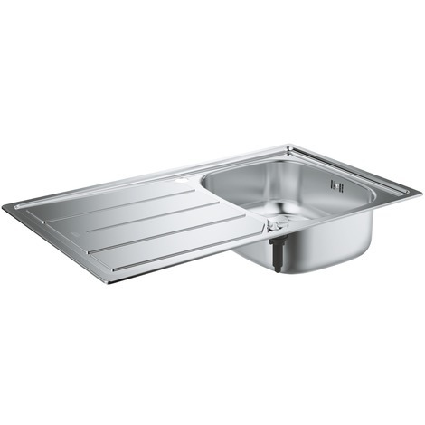 Grohe Sink stainless steel with drainer K200 (31552SD0)