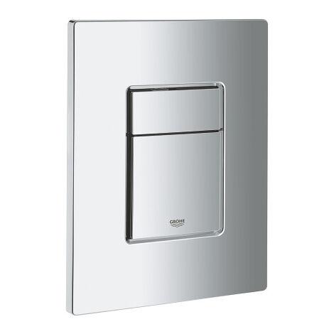 """main image of """"Grohe Skate Cosmopolitan Plaque de commande WC chrome (38732000)"""""""
