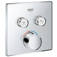 Grohe SmartControl Concealed mixer with 2 valves (29148000)