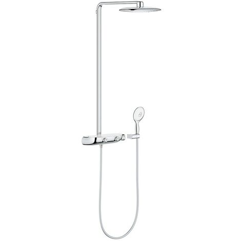 Grohe SmartControl Shower Rainshower System 360 Mono Thermostatic Overhead