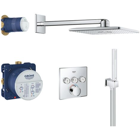 """main image of """"Grohe SmartControl Shower set GROHE (34712000)"""""""