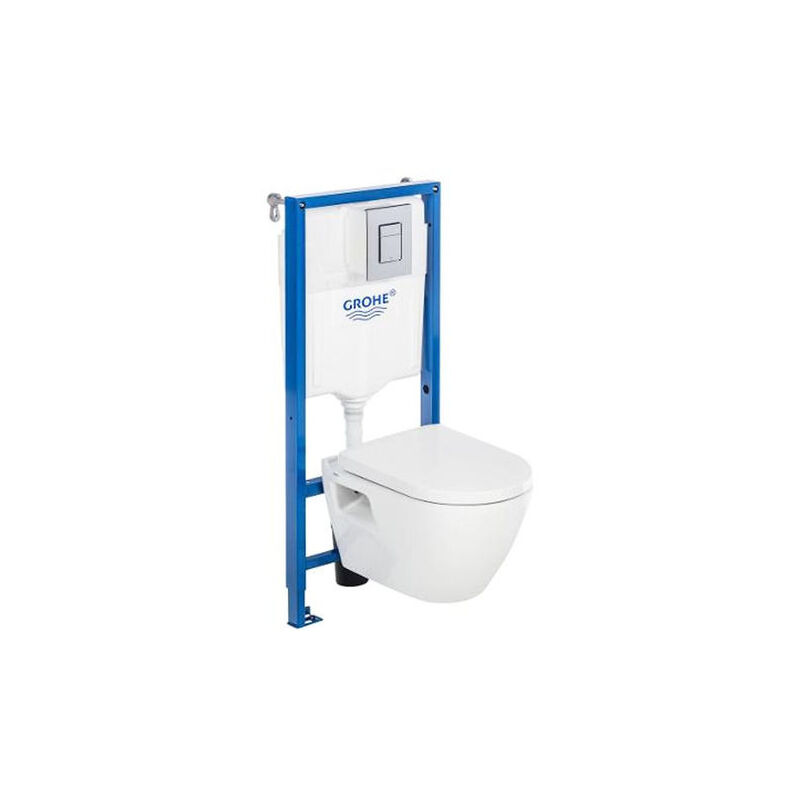 grohe solido perfect pack bati wc solido compact 39186000