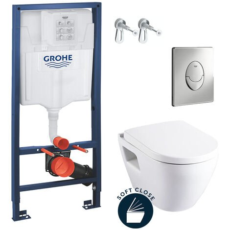 Grohe Solido Perfect Pack Bati WC Solido Compact (39186Perfect)