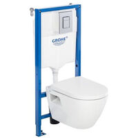 Grohe Solido Perfect Pack Bati WC Solido Compact tout en un (39186000*)