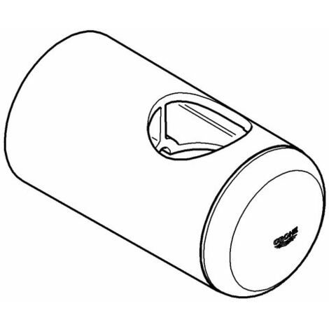 GROHE Soporte para barra de ducha PG07 cromado
