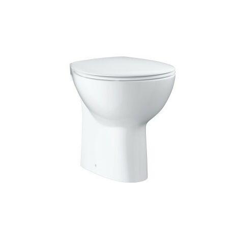 Grohe Bau Standtiefspül WC spülrandlos rimfree Tiefspüler 39431000 senkrecht