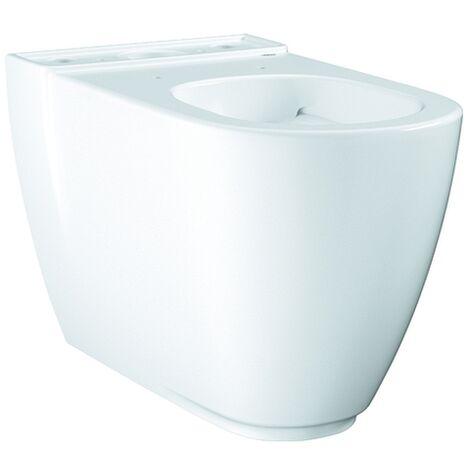 Grohe Stand-Tiefspül-WC Essence Keramik 39572 PureGuard Abgang univ. alpinweiß, 3957200H