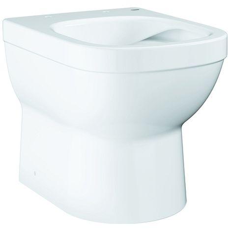 Grohe Stand-Tiefspül-WC Euro Keramik 39329 alpinweiß, 39329000